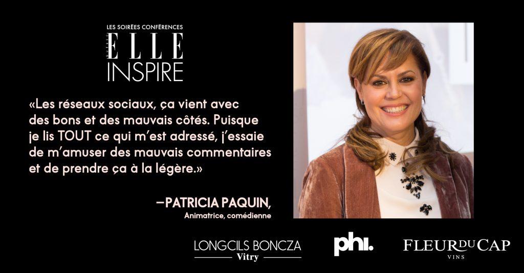 Patricia Paquin