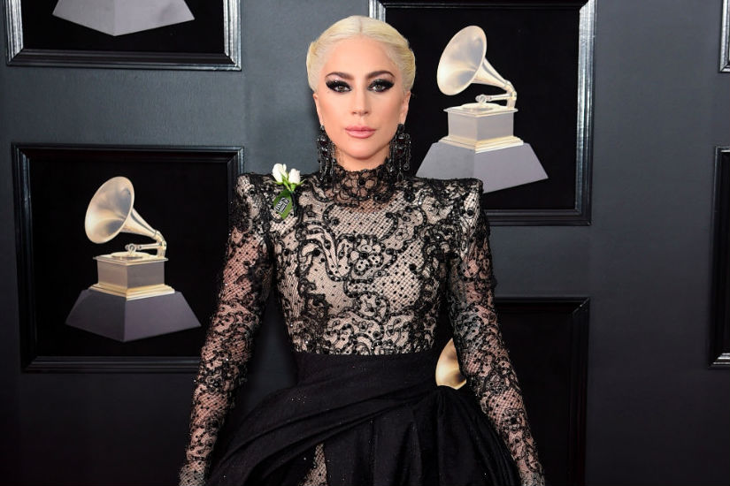 Grammy Awards 2018: Lady Gaga