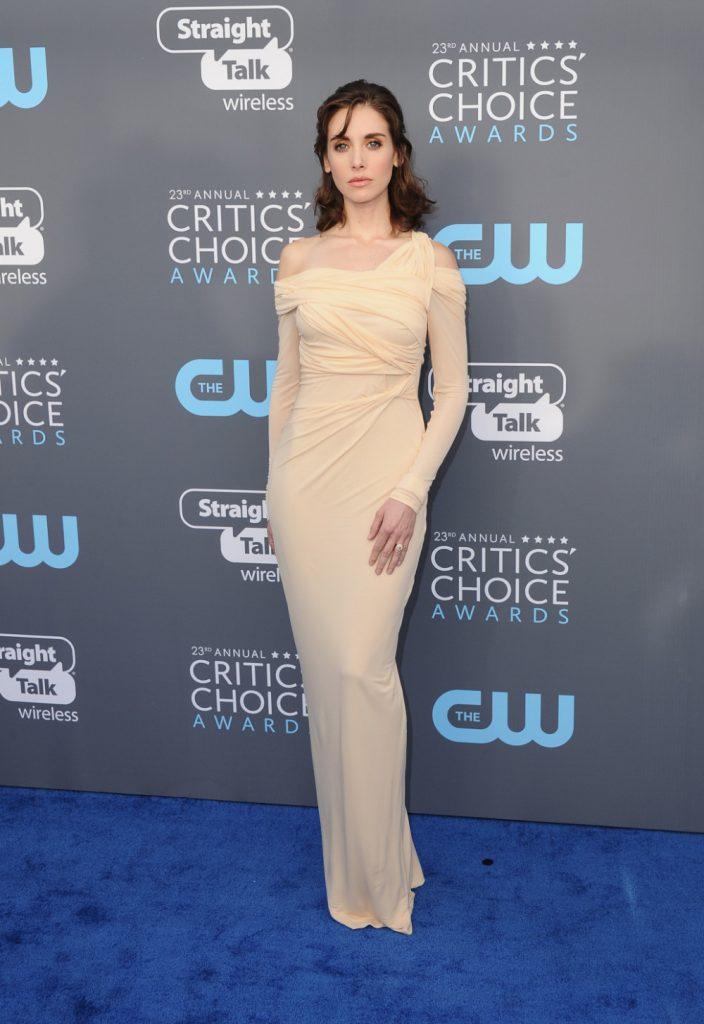 Critics' Choice Awards: Alison Brie