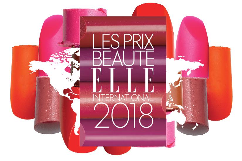 Prix Beauté ELLE International 2018