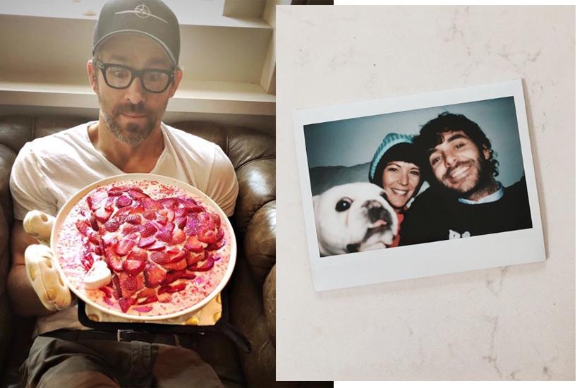 Saint-Valentin: les stars célèbrent l'amour sur Instagram