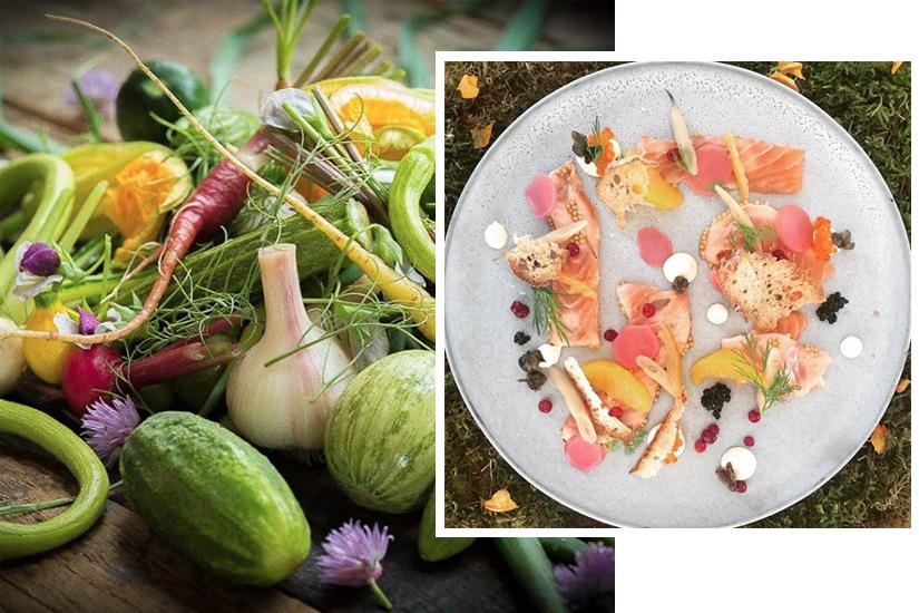 Les restaurants «farm-to-table» au Québec