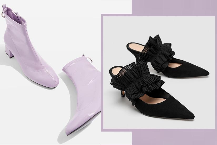 12 chaussures 100 % mode à moins de 150 $