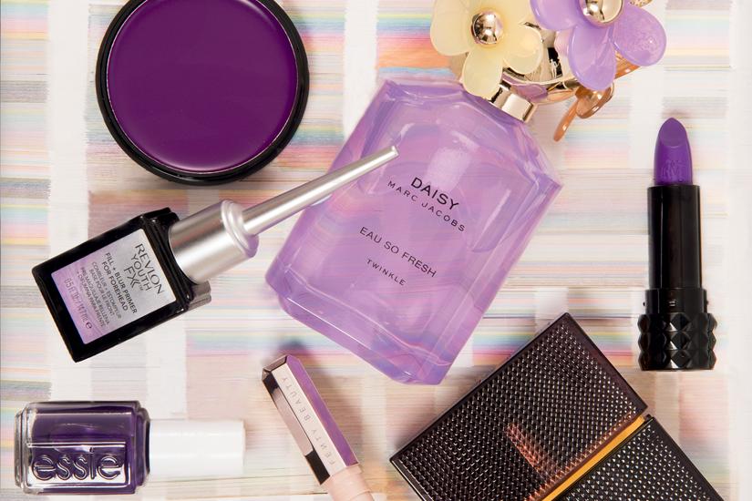 Shopping beauté: ultra violet