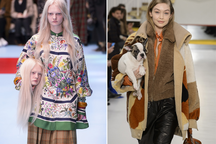 Les moments phares de la Fashion Week de Milan automne-hiver 2018-2019