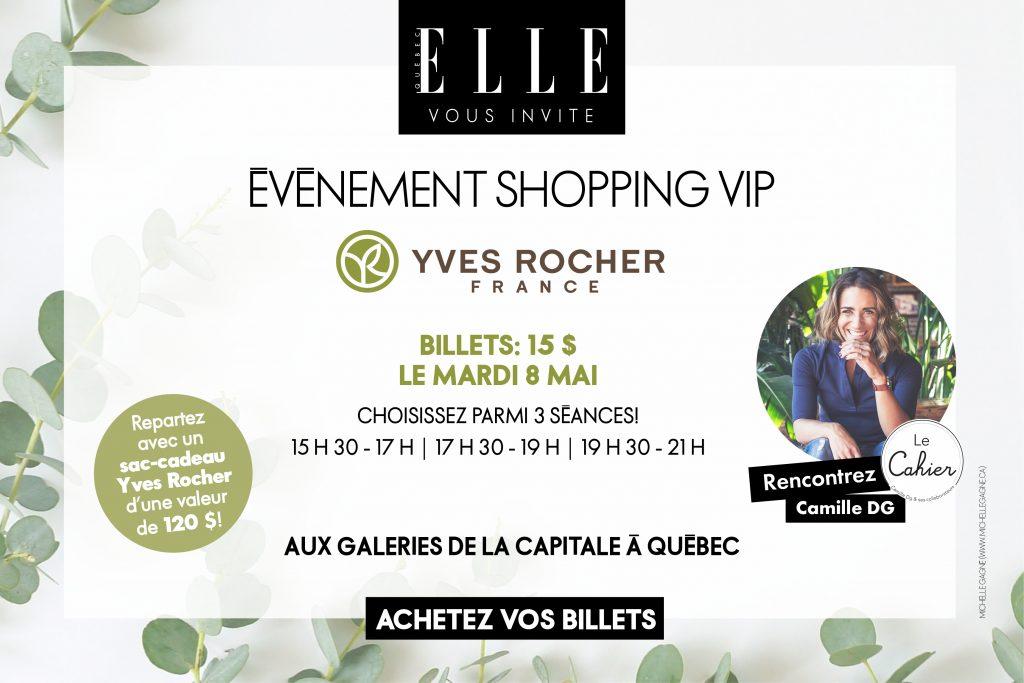 ELLE Québec Yves Rocher