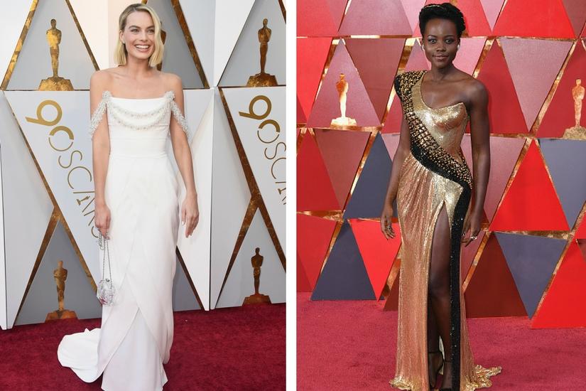 Oscars 2018: les stars sur le tapis rouge