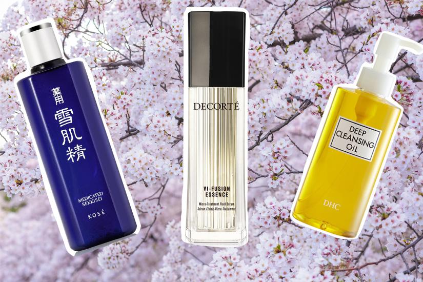«J-Beauty»: zoom sur les it-produits de beauté japonais