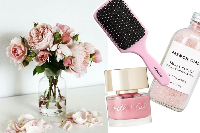12 produits tout roses pour sublimer notre trousse beauté