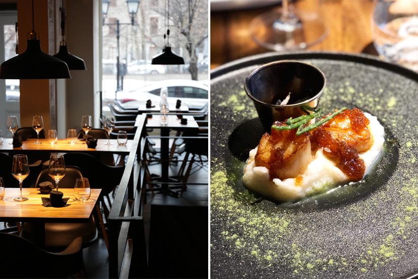 J'ai testé: Chef's Table, très bon restaurant dans le Vieux-Montréal