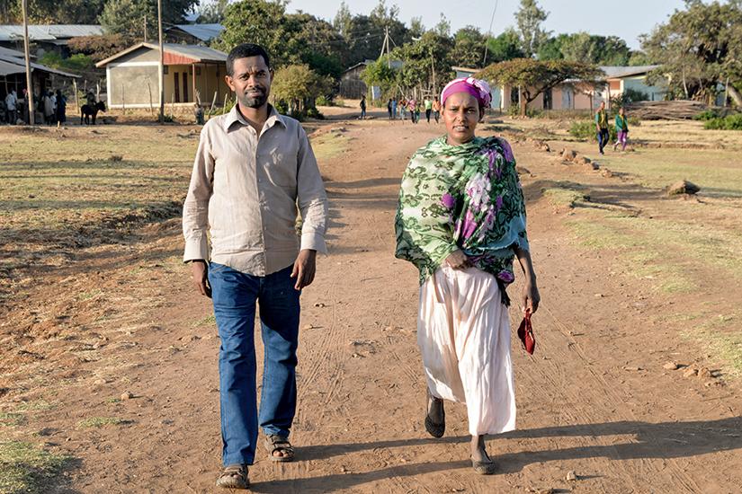 Révolution féministe en Éthiopie: L'intrigant cas d'Awra Amba