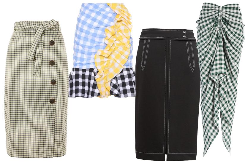 #ELLEaime: 12 jupes pour le printemps