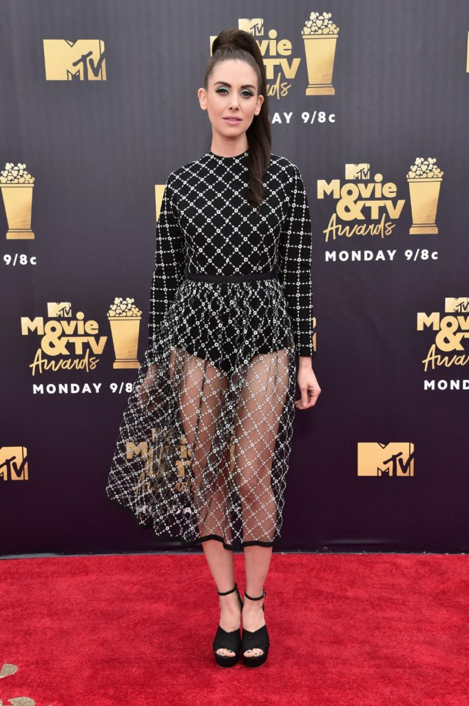MTV Movie & TV Awards 2018: Alison Brie