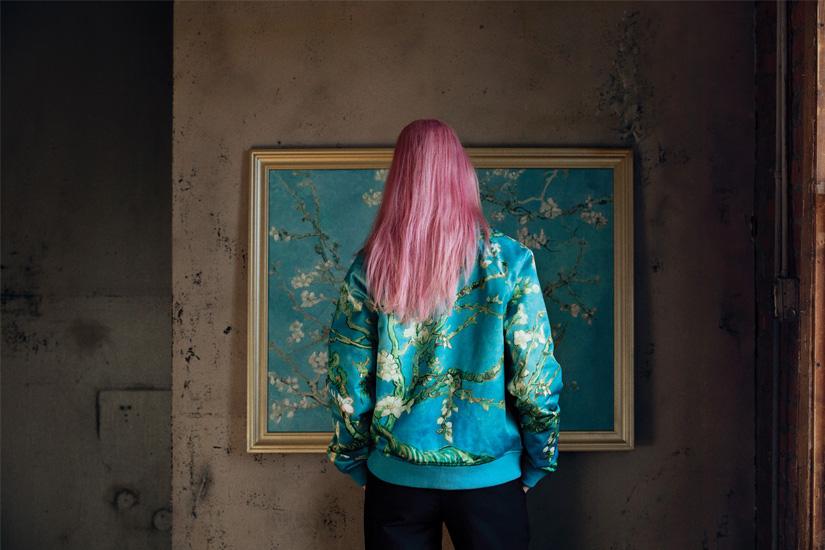 Vans x Van Gogh: la collaboration de l'heure