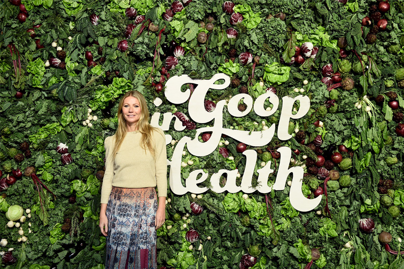 Gwyneth Paltrow lance sa conférence au Canada