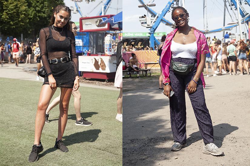 Osheaga 2018: zoom sur les looks du festival