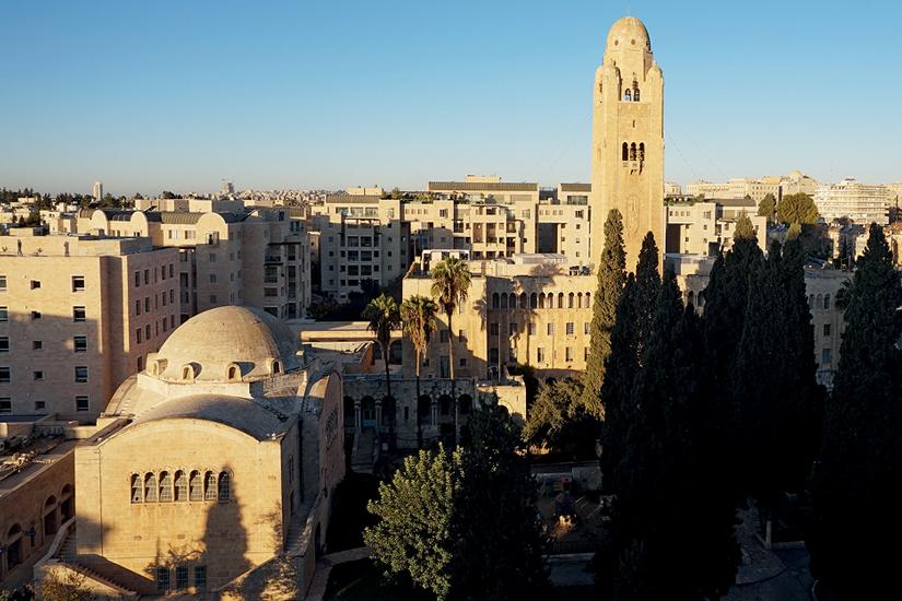 Entre mer et désert: Israël, un pays au cœur battant
