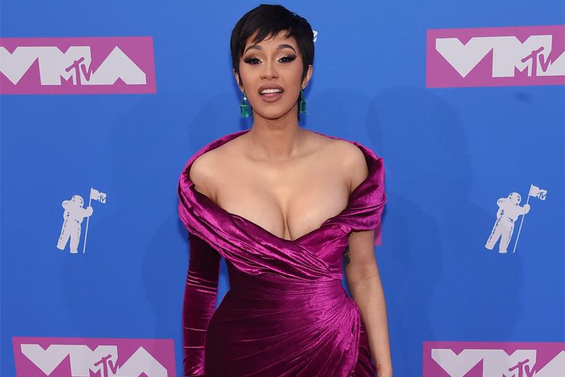 MTV Video Music Awards 2018: Cardi B
