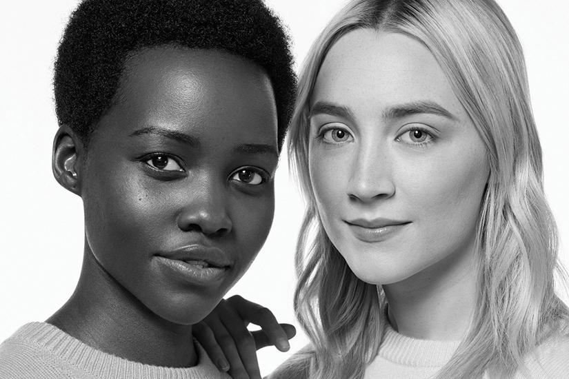 Rencontre avec Lupita Nyong'o et Saoirse Ronan: égéries du parfum Women de Calvin Klein