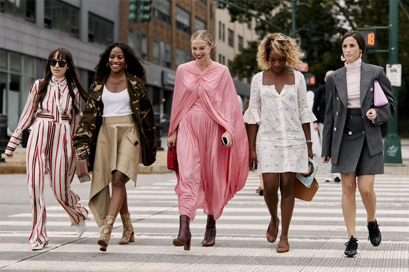 Street style: la Fashion Week de New York printemps-été 2019 en images