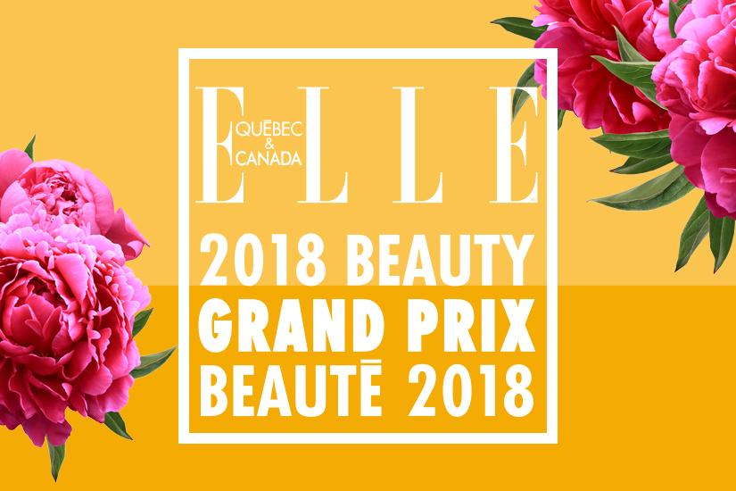 Grand Prix de la Beauté 2018: les produits gagnants