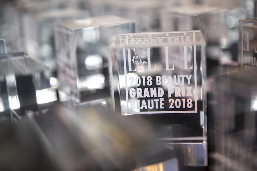 Grand Prix de la Beauté 2018: retour en images sur la 22e édition