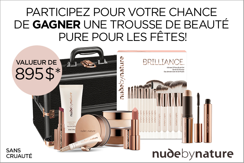 Concours Nude by Nature