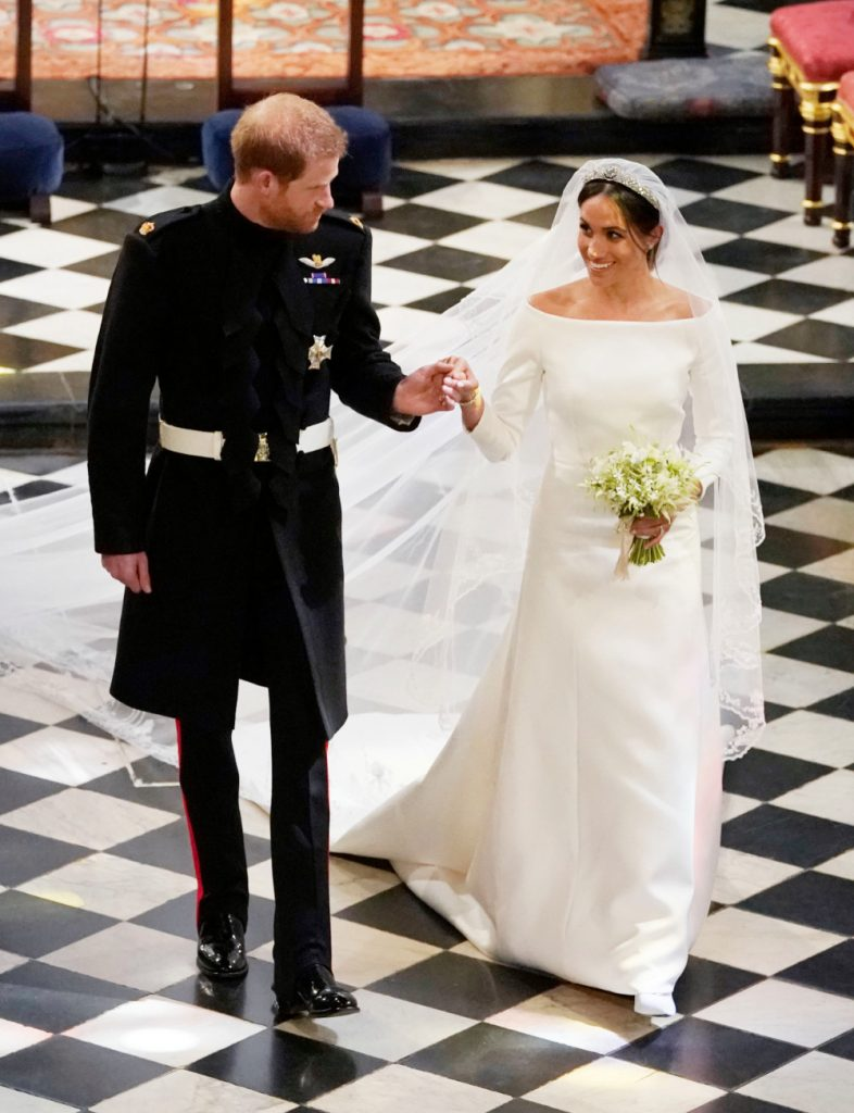 Mariage Eglise Prince Harry et Meghan Markle