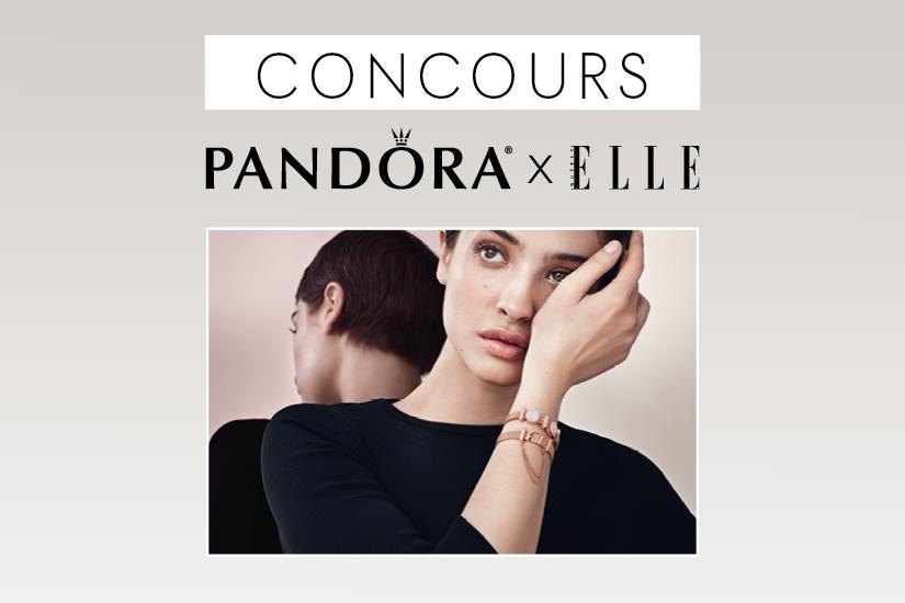 Concours Pandora ELLE Québec