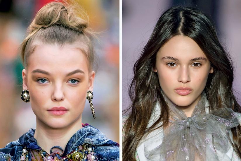 Les tendances cheveux automne-hiver 2018-2019