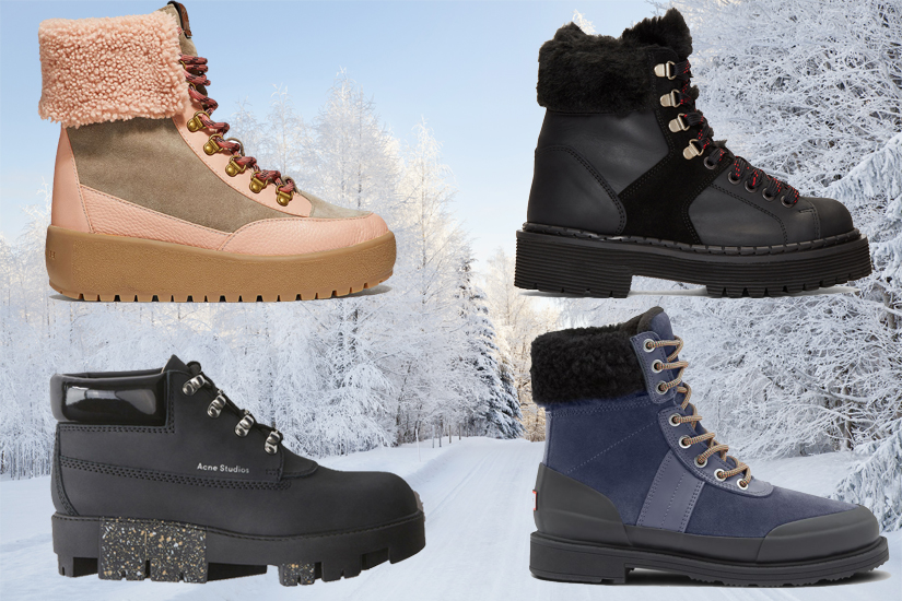 20 bottes d'hiver pour les jours de neige