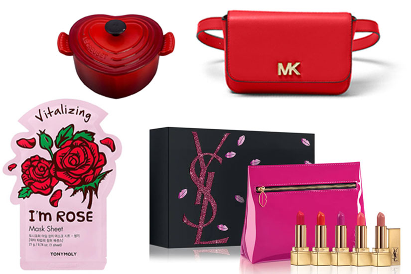 Saint-Valentin: 20 cadeaux pour elle