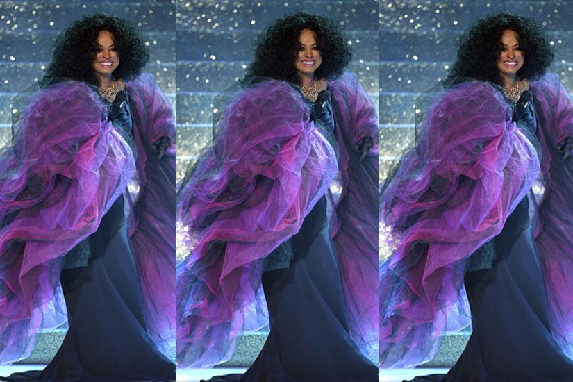 Diana Ross: le style d'une diva