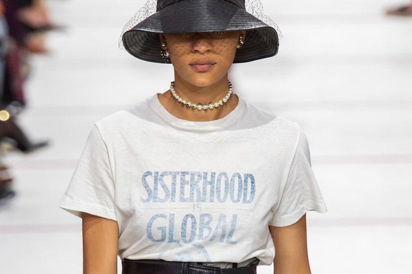 Tendance: le défilé automne-hiver 2019-2020 de Dior