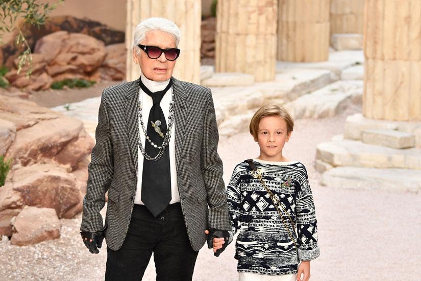 Mort de Karl Lagerfeld