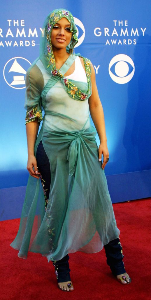 Grammy Awards 2019: les looks marquants d'Alicia Keys