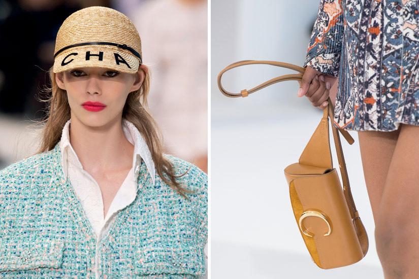 Les 7 tendances accessoires du printemps-été 2019