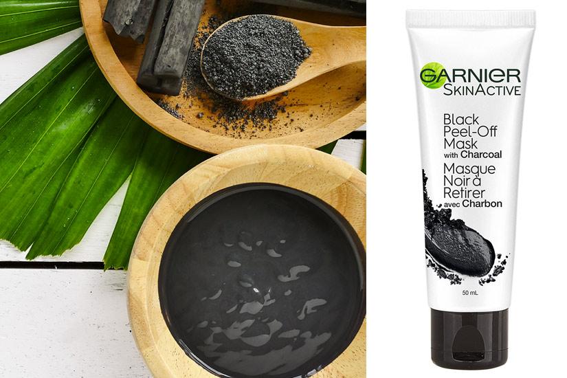 9 avrilSoinsCoralie HovingtonJ'ai testé le masque noir à retirer avec charbon SkinActive, de Garnier