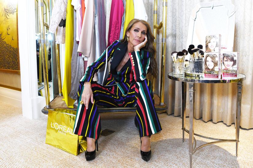 Céline Dion… parce qu'elle le vaut bien