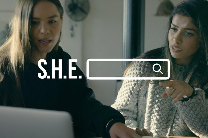 S.H.E.: pour un rayonnement féminin de tout beauté sur le web