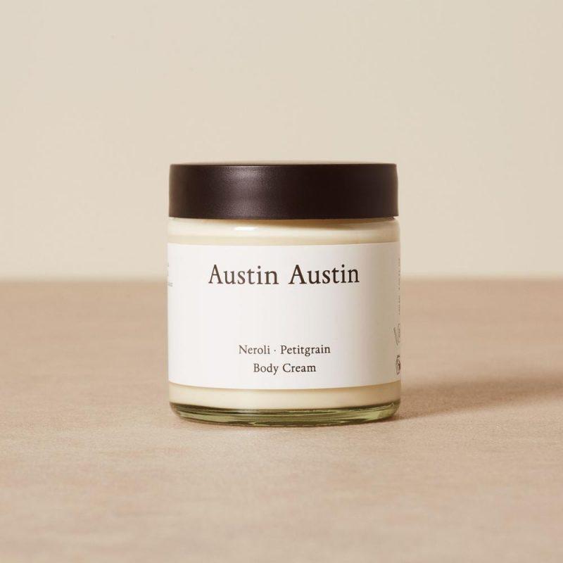GOODEE Crème pour le corps neroli et petitgrain, Austin Austin