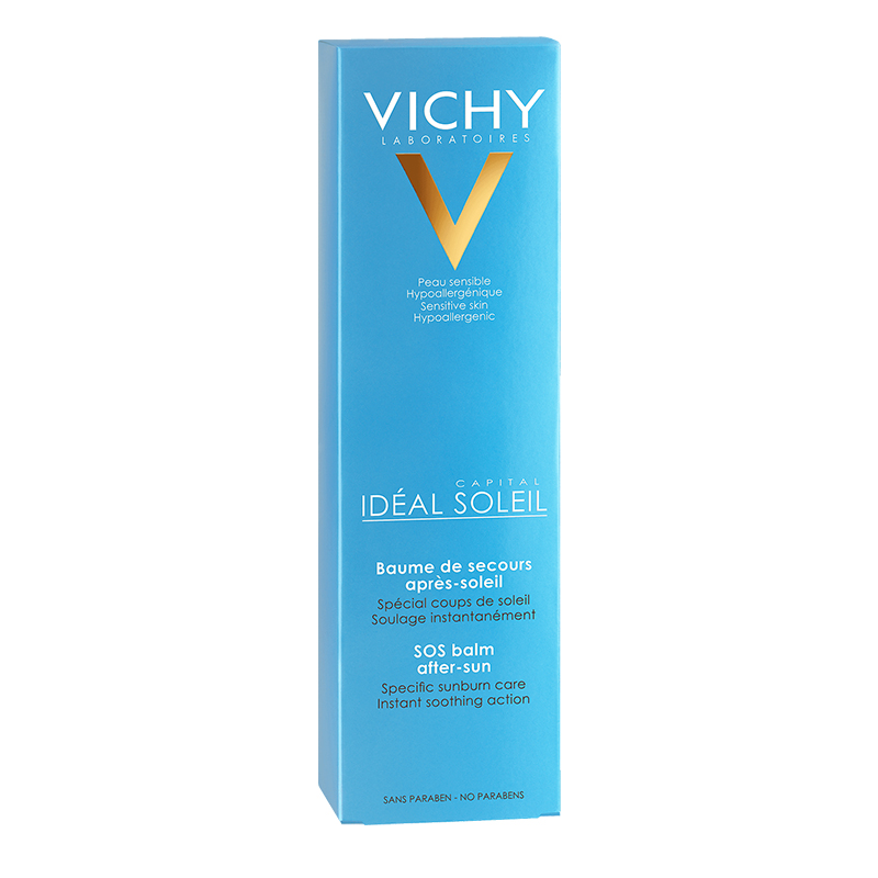 Shopping soins après solaires -VICHY