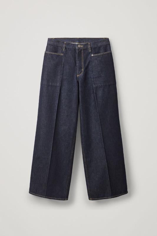 Jeans essentiels de l'automne