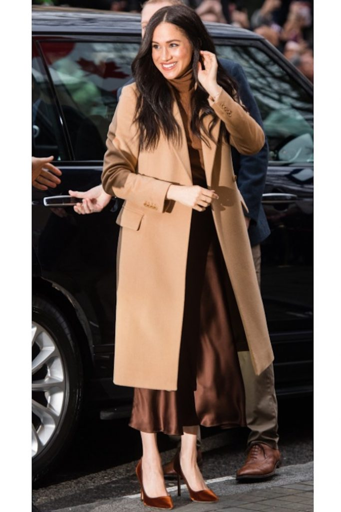 L'évolution du style de Meghan Markle en photos