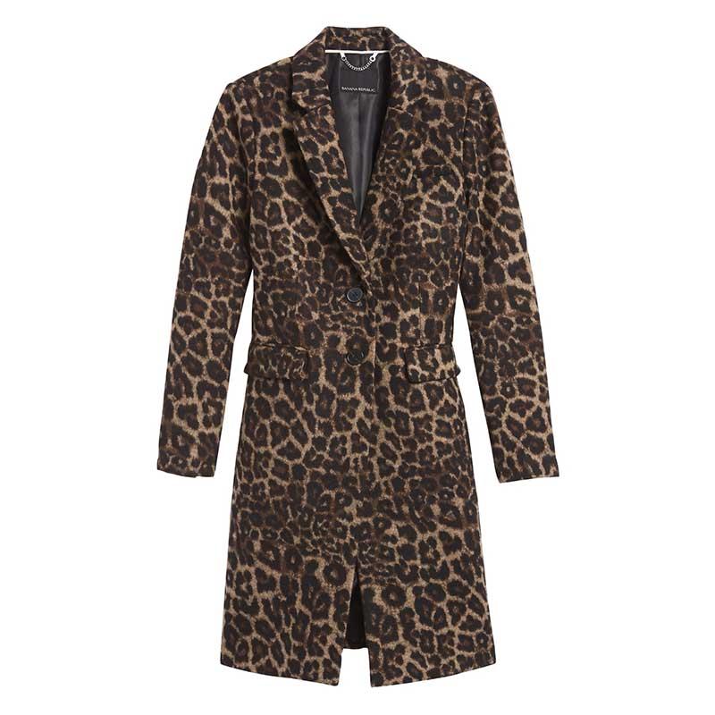 Manteau-en-acrylique,-polyester,-coton-et-laine,-Banana-Republic