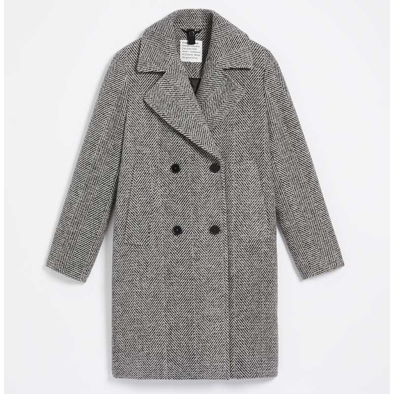 Manteau-en-polyester,-laine-recyclée-et-acrylique,-Frank-and-Oak
