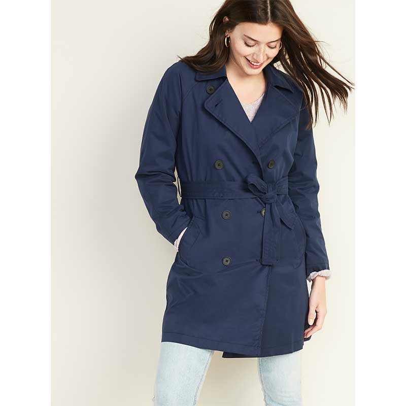 Trench-en-polyester,-coton-et-nylon,-Old-Navy