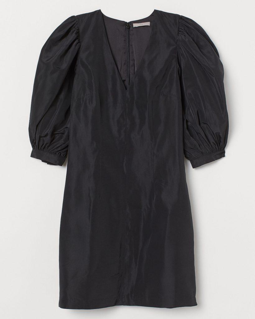 Robe en polyester, H&M