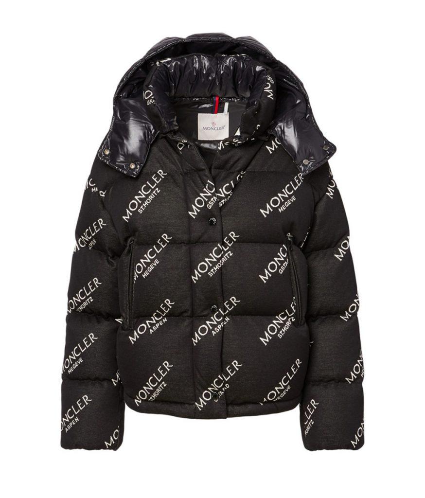 6-Manteau duvet plumes Moncler