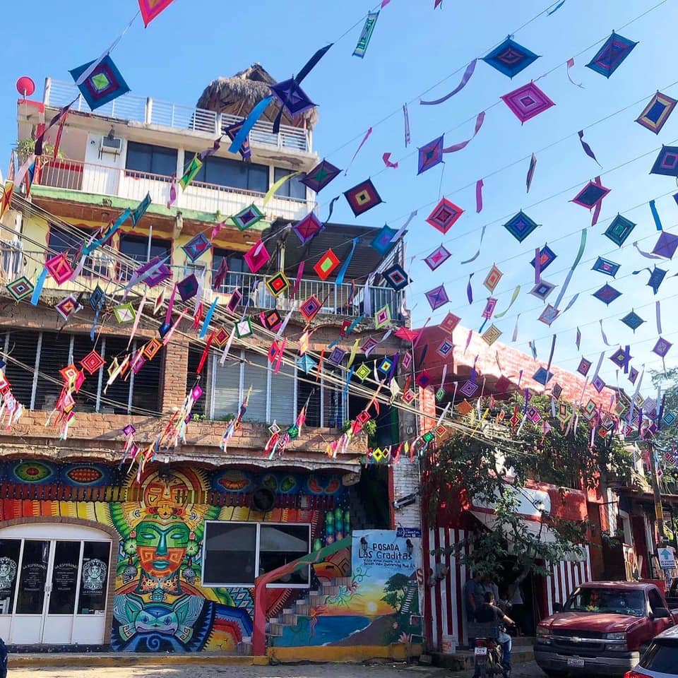 Sayulita Mexique